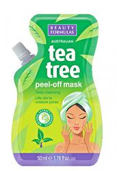 Slupovací maska Tea Tree (Peel-off Mask) 50 ml