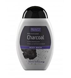 Sprchový gel s aktivním uhlím Charcoal (Body Wash) 250 ml