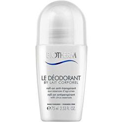 Antiperspirant roll-on bez parabenů (Lait Corporel Le Déodorant) 75 ml