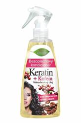 Bezoplachový kondicionér ve spreji Keratin + Kofein 260 ml
