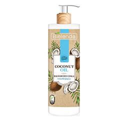 Loțiune de corp hidratantă Coconut Oil(Moisturizing Body Lotion) 400 ml