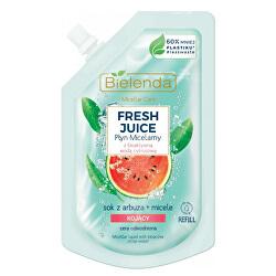 Micelární voda vodní meloun Fresh Juice - náhradní náplň (Liquid Micellar) 45 ml