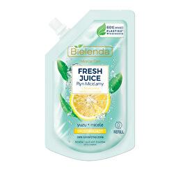 Micelární voda Yuzu Fresh Juice - náhradní náplň (Liquid Micellar) 45 ml