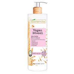 Výživný tělový krém Vegan Müsli (Nourishing Body Lotion) 400 ml