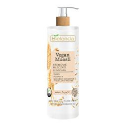 Loțiune hidratantă Vegan Musli(Moisturizing Face Cleansing Milk) 175 ml