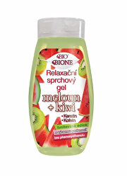 Relaxační sprchový gel Bio Meloun & Kiwi 260 ml