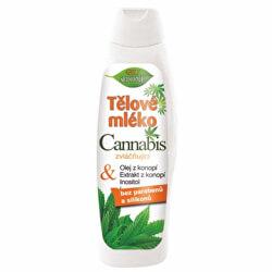 Tělové mlieko Cannabis 500 ml