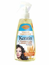 Vlasová regenerace Keratin + Vitamínový olej z obilných klíčků 260 ml