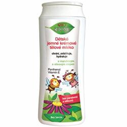 Lapte de corp pentru copii  fin și cremos pentru copii 200 ml