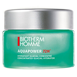 Hydratačný gélový krém pre mužov Homme Aquapower (72h Gel-Cream) 50 ml