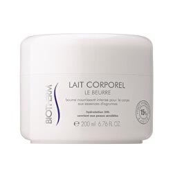 Hydratačné telové maslo pre suchú pokožku Lait Corporel (Intensive Anti-Dry ness Body Butter) 200 ml