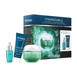 Kosmetická sada pleťové péče pro normální až smíšenou pleť Aquasource