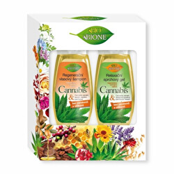 Set cosmetic cu șampon BIO Cannabis
