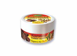 Kosmetická toaletní vazelína Arganový olej + Karité 155 ml