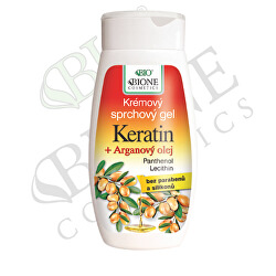 Krémový sprchový gel Arganový olej + Karité 260 ml