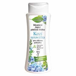 Micelárny čistiace pleťové mlieko Kozí syrovátka pre citlivú pokožku 255 ml