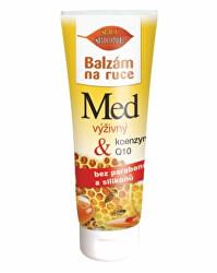 Regenerační balzám na ruce Med + Q10 205 ml