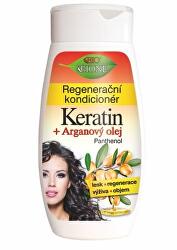Regenerační kondicionér Keratin + Arganový olej s panthenolem 260 ml