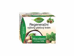 Regeneračný pleťový krém Macadamia + Coco Milk 51 ml