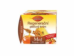 Regeneračný pleťový krém s propolisom Med + Q10 51 ml