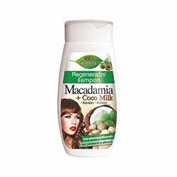Regenerační šampon Macadamia + Coco Milk 260 ml