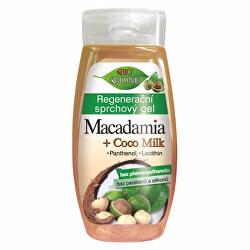 Regeneračný sprchový gél Macadamia + Coco Milk 260 ml