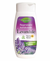 Regenerační vlasový kondicionér Levandule 260 ml