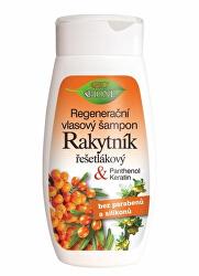 Regenerační vlasový šampon Rakytník 260 ml