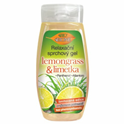 Relaxačné sprchový gél Lemongrass & Limetka 260 ml