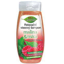 Șampon relaxant Zmeură & Mentă 260 ml
