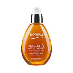 Samoopalovací pleťové sérum Aqua-Gelée Autobronzante (Face Self-Tanning Serum) 50 ml