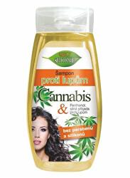 Šampón proti lupinám Cannabis pre ženy 260 ml