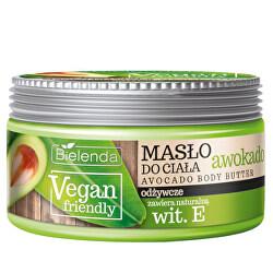 Butter de corp Vegan Friendly (Avocado Body Butter) 250 ml