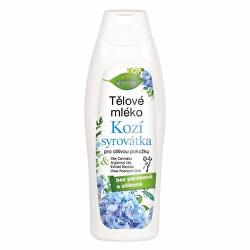 Tělové mlieko Kozí syrovátka pre citlivú pokožku 500 ml