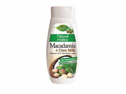 Lapte de corp Macadamia + Coco Milk 400 ml