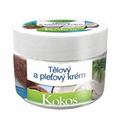 Tělový a pleťový krém Kokos 260 ml
