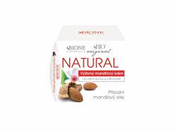 Výživný mandlový krém na velmi suchou a citlivou pleť Natural 51 ml