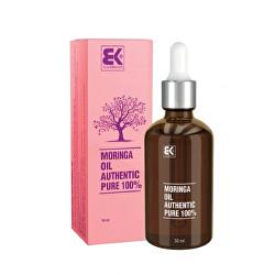 100% čistý přírodní moringový olej (Moringa Oil Authentic Pure) 50 ml