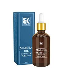 100% čistý za studena lisovaný prírodný marulový olej (Marula Oil Authentic Pure ) 50 ml
