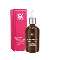 100% čistý za studena lisovaný prírodný olej z kamélie (Camelia Seed Oil Authentic Pure ) 50 ml