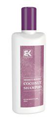 Gyengéd kókuszos sampon sérült hajra (Moisturizing Coconut Shampoo) 300 ml