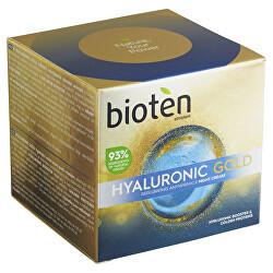 Vyplňující noční krém proti vráskám Hyaluronic Gold (Replumping Antiwrinkle Night Cream) 50 ml