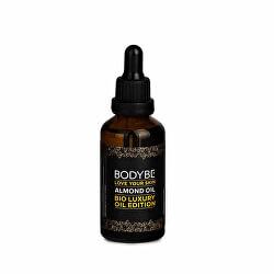 100 % Bio mandlový olej lisovaný za studena (Bio Luxury Oil) 50 ml