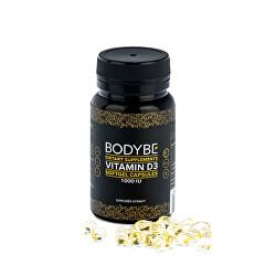 Vitamín D3 1000 IU (Softgel Capsules) 60 tablet