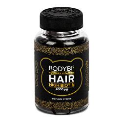 Veganské vitamíny na vlasy (Gummies Vitamins) 60 ks