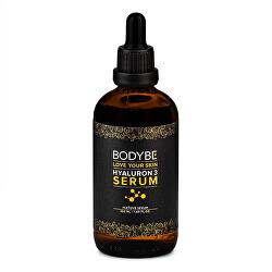 Pleťové sérum 3% kyselina hyaluronová (Hyaluron 3 Serum) 100 ml