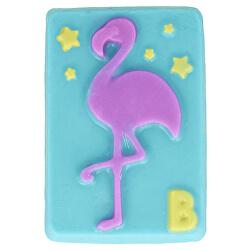 Glycerinové 3D mýdlo Plameňák (Soap) 110 g
