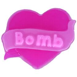 Glycerinové 3D mýdlo Srdce (Soap) 90 g