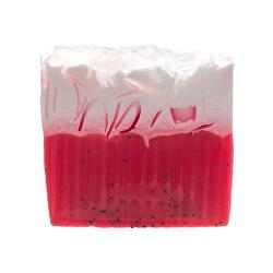 Glycerinové mýdlo Jahoda se smetanou (Strawberries & Cream Soap) 100 g