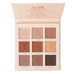 Paletka očních stínů Bare It All (Eyeshadow Palette) 9 x 1,4 g